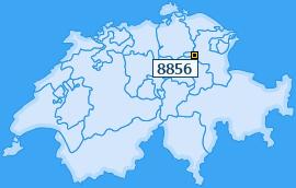 PLZ 8856 Schweiz
