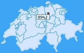 PLZ 8942 Schweiz