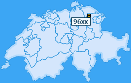 PLZ 96 Schweiz