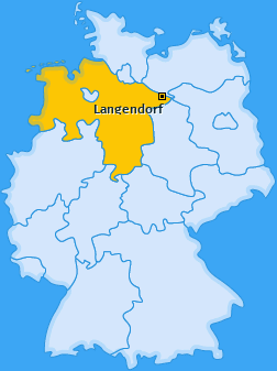 Karte von Langendorf