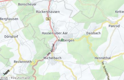 Stadtplan Aarbergen