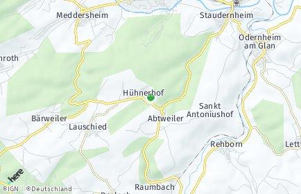Stadtplan Abtweiler