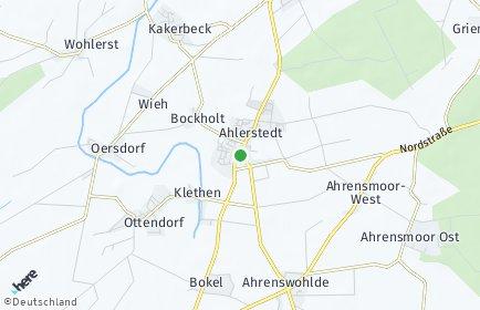Stadtplan Ahlerstedt