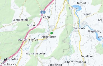 Stadtplan Aichstetten