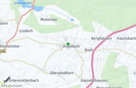 Stadtplan Aiglsbach