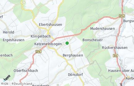 Stadtplan Allendorf (Rhein-Lahn-Kreis)