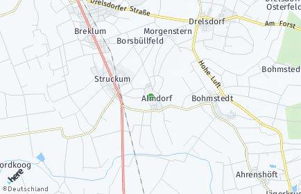 Stadtplan Almdorf