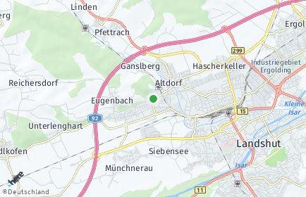 Stadtplan Altdorf (Niederbayern)