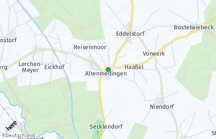 Stadtplan Altenmedingen