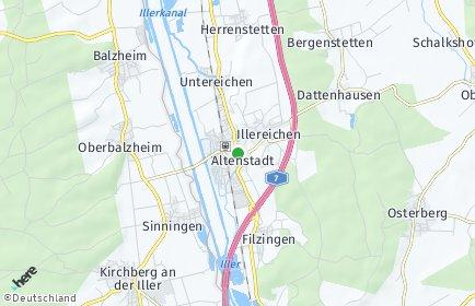Stadtplan Altenstadt (Iller)