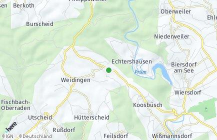 Stadtplan Altscheid