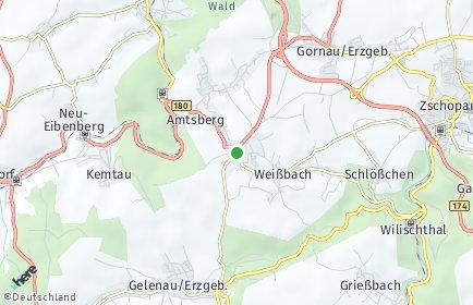 Stadtplan Amtsberg