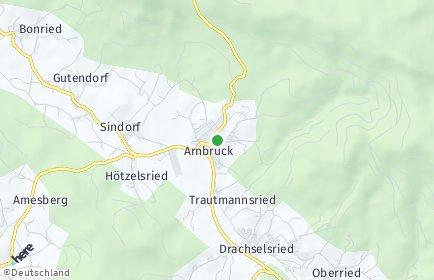Stadtplan Arnbruck
