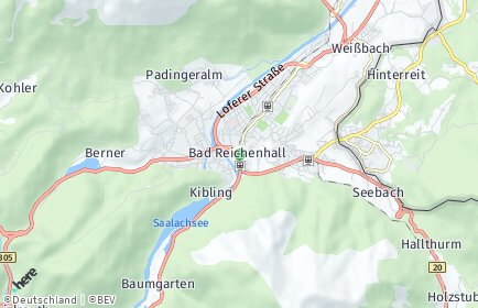 83435 Bayern - Bad Reichenhall
