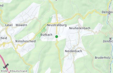 Stadtplan Balesfeld