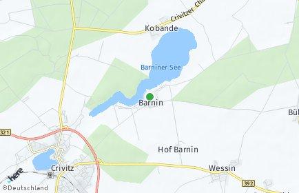 Stadtplan Barnin