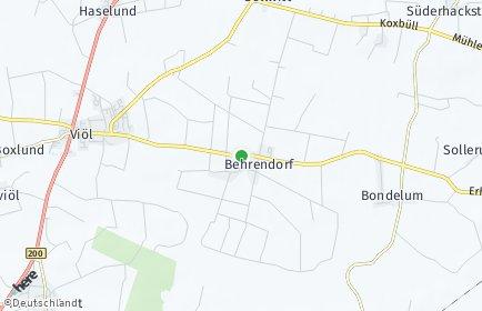 Stadtplan Behrendorf