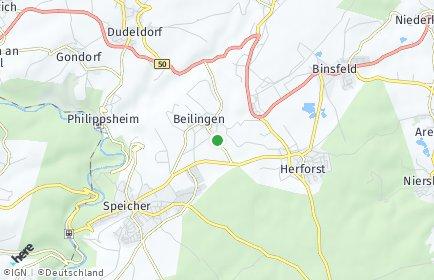 Stadtplan Beilingen