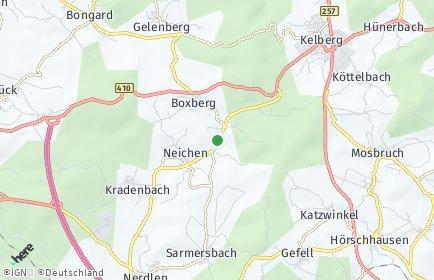 Stadtplan Beinhausen