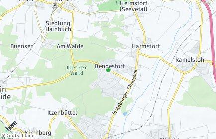 Stadtplan Bendestorf