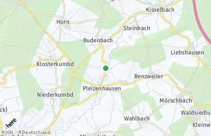 Stadtplan Bergenhausen