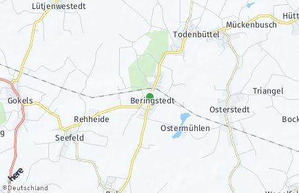Stadtplan Beringstedt