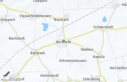 Stadtplan Am Ettersberg
