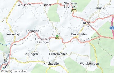Stadtplan Betteldorf