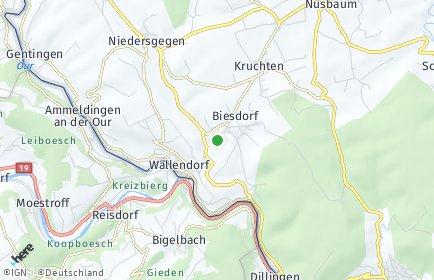 Stadtplan Biesdorf