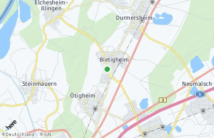 Stadtplan Bietigheim