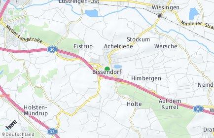 Stadtplan Bissendorf