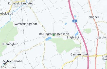 Stadtplan Bollingstedt