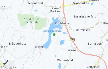 Stadtplan Bothkamp