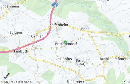 Stadtplan Brachtendorf