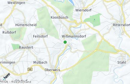 Stadtplan Brecht