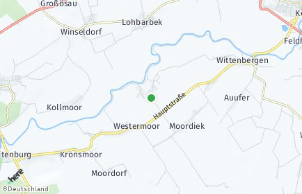 Stadtplan Breitenberg (Holstein)