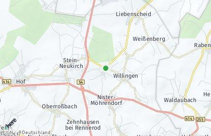 Stadtplan Bretthausen