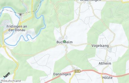 Stadtplan Buchheim