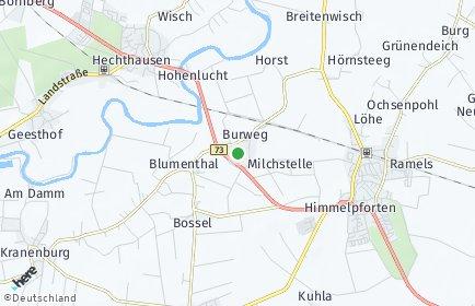 Stadtplan Burweg