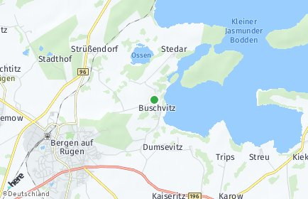 Stadtplan Buschvitz