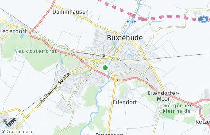 Stadtplan Buxtehude