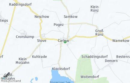 Stadtplan Carlow