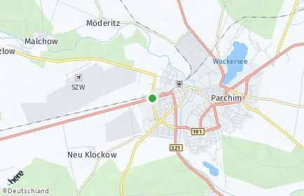 Stadtplan Ludwigslust-Parchim