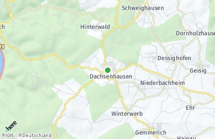 Stadtplan Dachsenhausen