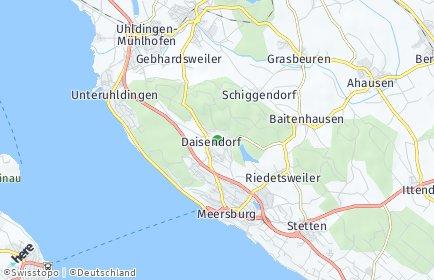 Stadtplan Daisendorf