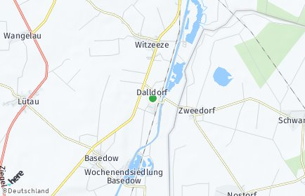 Stadtplan Dalldorf