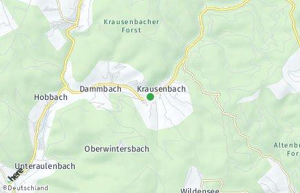 Stadtplan Dammbach