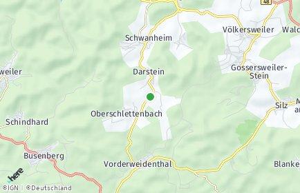 Stadtplan Darstein