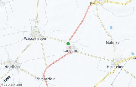 Stadtplan Nordharz