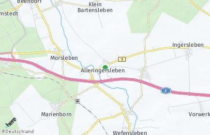 Stadtplan Ingersleben